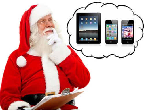 Réparation d'iPhone pour Noel ?