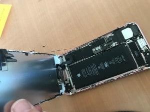 recupération données iphone