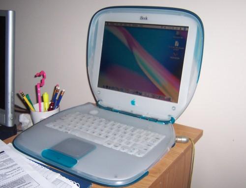 La réparation de mac vintage : on dit oui !
