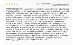 Choisir son réprateur iphone