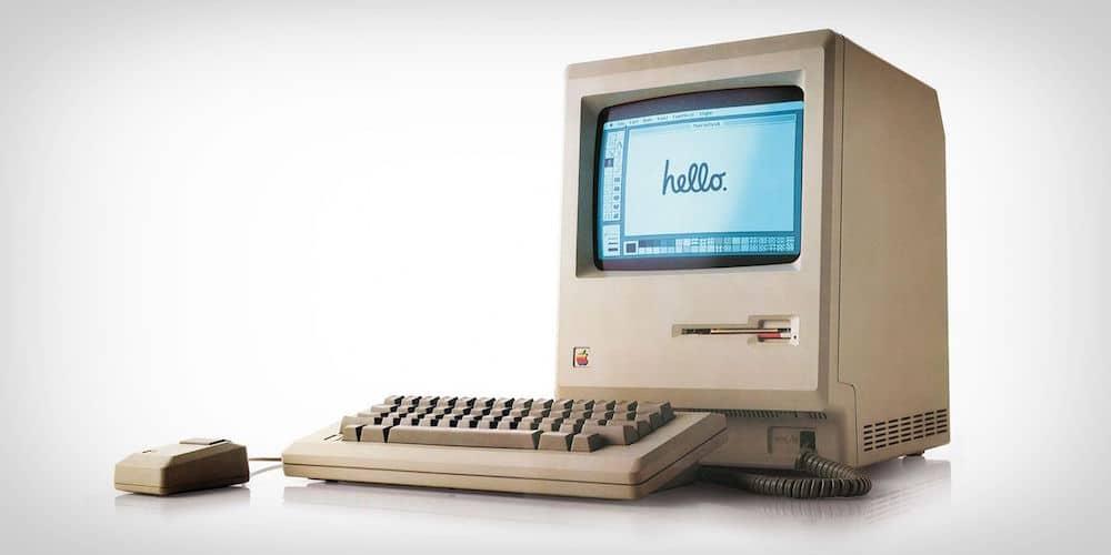 Vieux mac